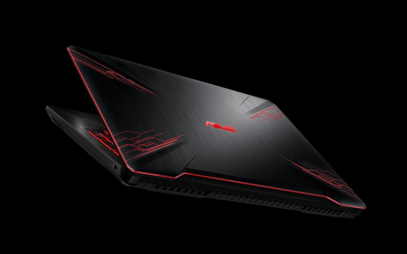 The ASUS TUF Gaming FX504 is designed to last a really long