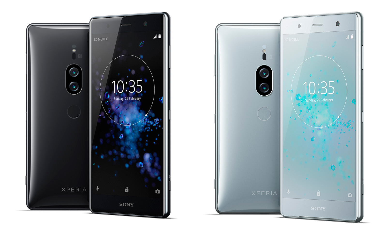 pretty nice 83faf a7507 Sony's Xperia XZ2 Premium is launching on 11th August. Pre-orders ...