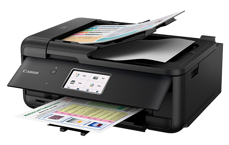 canon pixma tr8570 review a wireless all in one printer capable of
