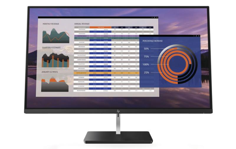 HP EliteDisplay S270n. (Image source: HP.)
