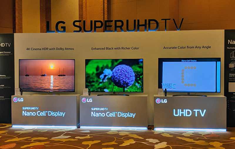 LG's 2018 Super UHD TVs are smarter and offer better picture