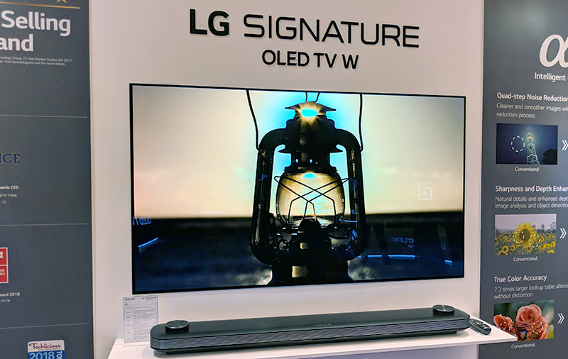 Lg Signature W8 Oled Tv Review Is This Still The 4k Tv To Beat
