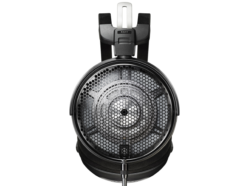 The ATH-ADX5000 is Audio-Technica's newest flagship open-back headphones.