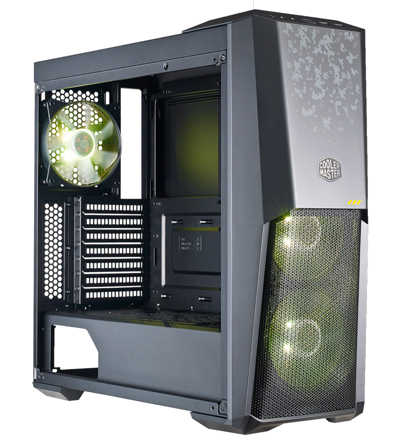 MasterBox MB500 TUF Gaming Edition