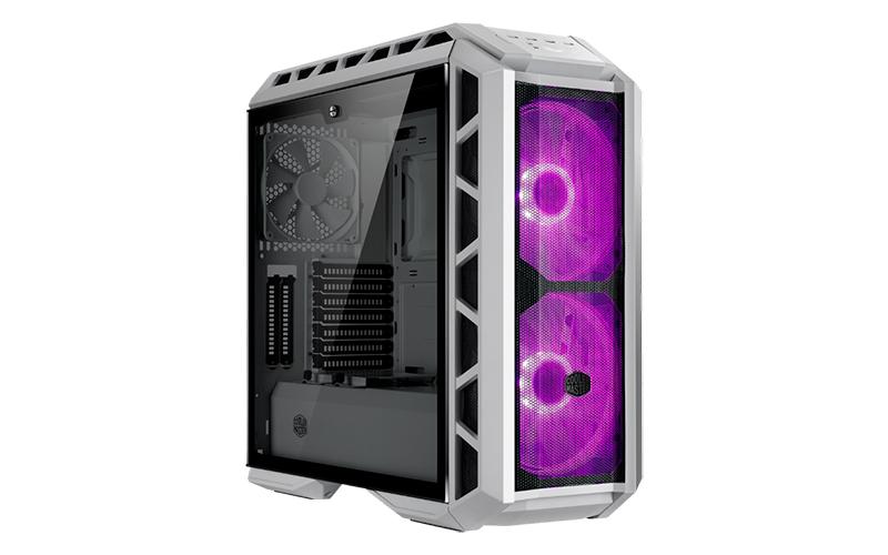 Cooler Master H500 Mesh White
