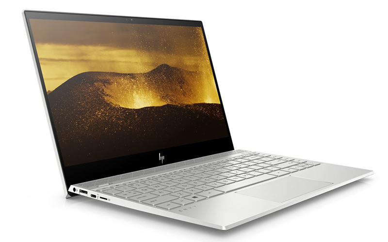 HP's new Envy 13 laptop is thinner and more powerful than