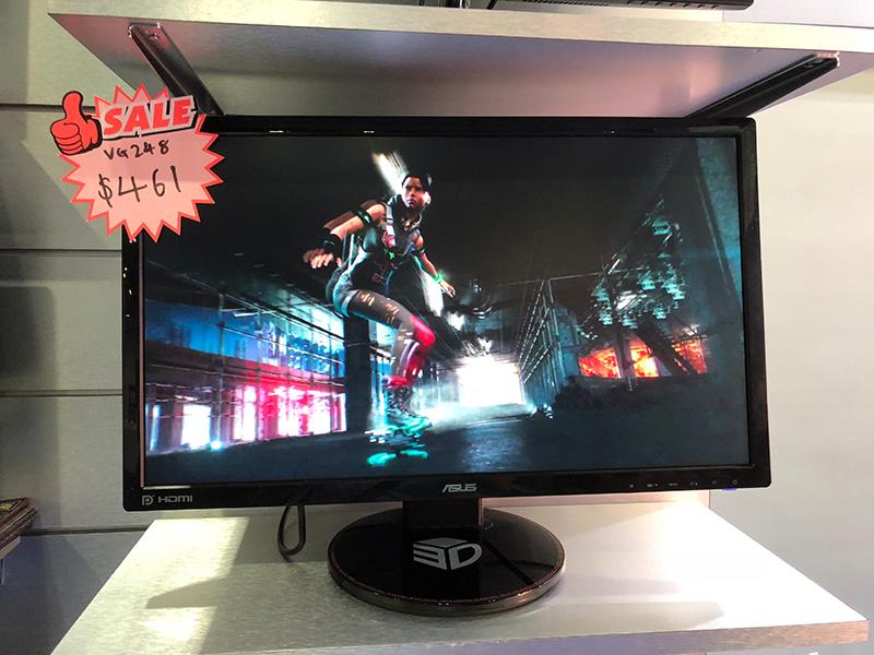 Monitors - 1 : PC Show 2018 highlights - HardwareZone com sg