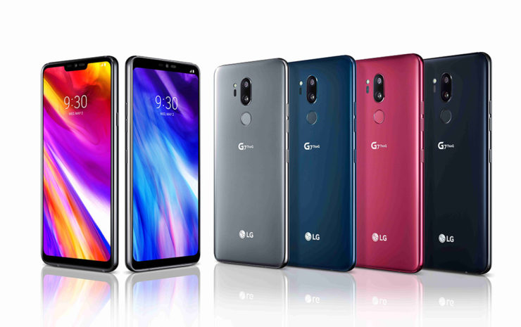 new product 20e49 f2390 The LG G7+ ThinQ launches in Singapore this Saturday! (2nd June ...