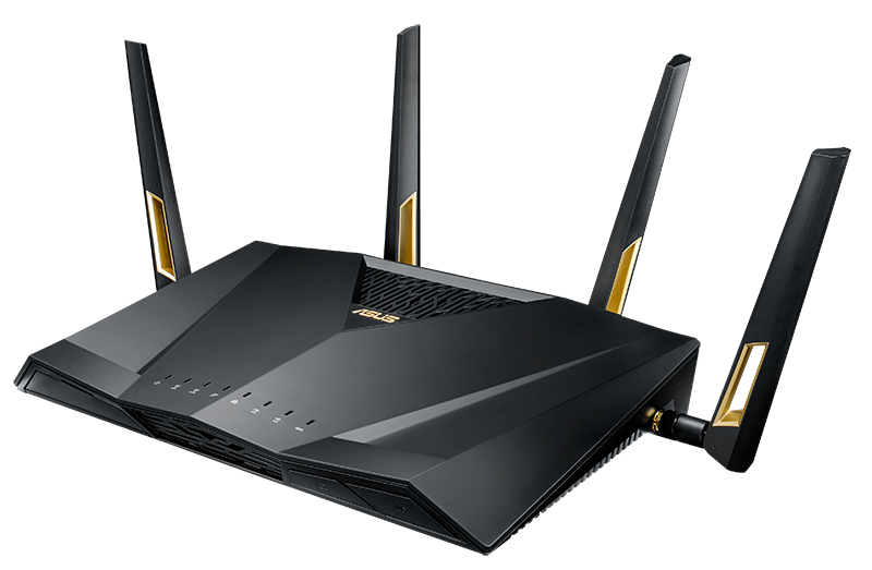The ASUS RT-AX88U 802.11ax router is expected to launch very soon.