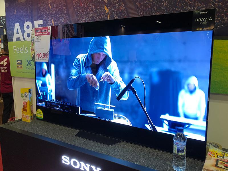 TVs : PC Show 2018 highlights - HardwareZone com sg