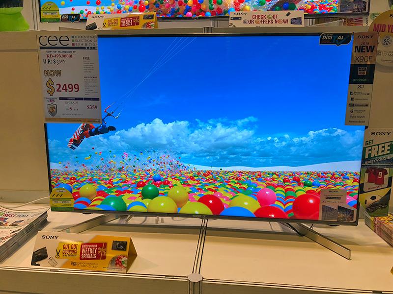 TVs & Projectors : CEE 2018 highlights - HardwareZone com sg