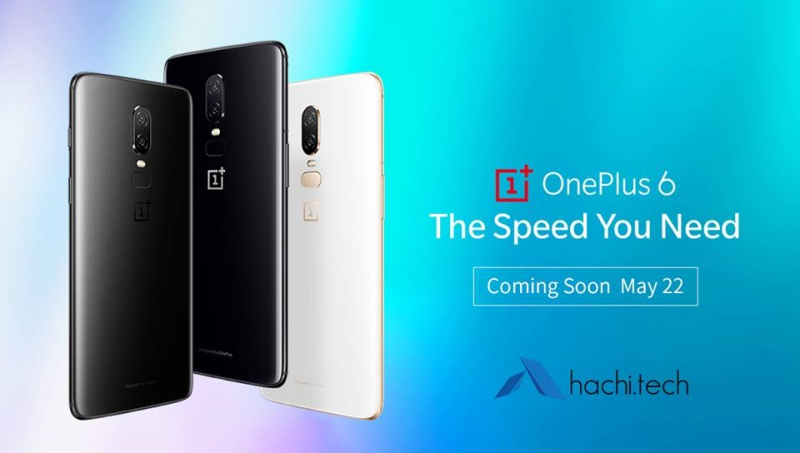 0431bebce Launch date of OnePlus 6 in Singapore revealed - HardwareZone.com.sg
