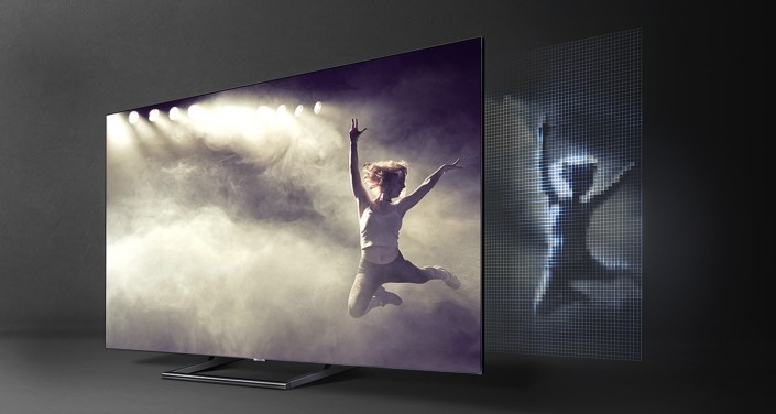 Samsung's 2018 QLED TVs are here, and they're brighter and better