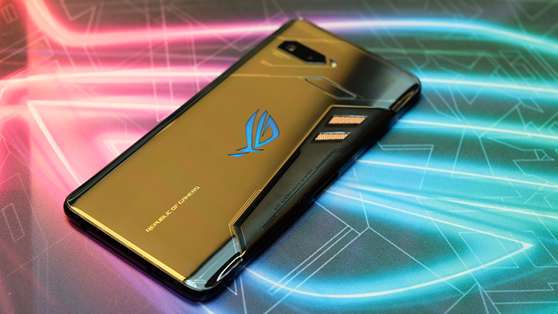 First looks: The ASUS ROG Phone boasts beastly specs and