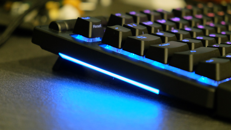 ASUS ROG Strix Flare review: Pretty lights all around - HardwareZone