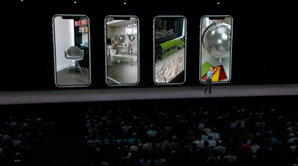 Everything Apple just announced about iOS 12 at WWDC 2018