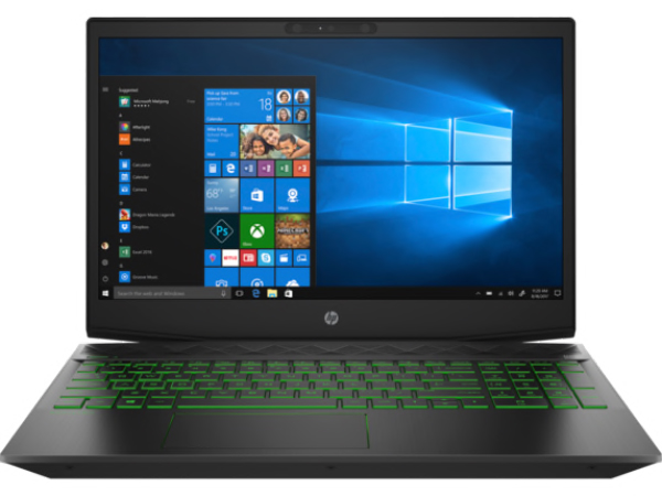 HP Pavilion Gaming Laptop 15 (Image source: HP)