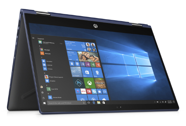 HP Pavilion x360 (Image source: HP)