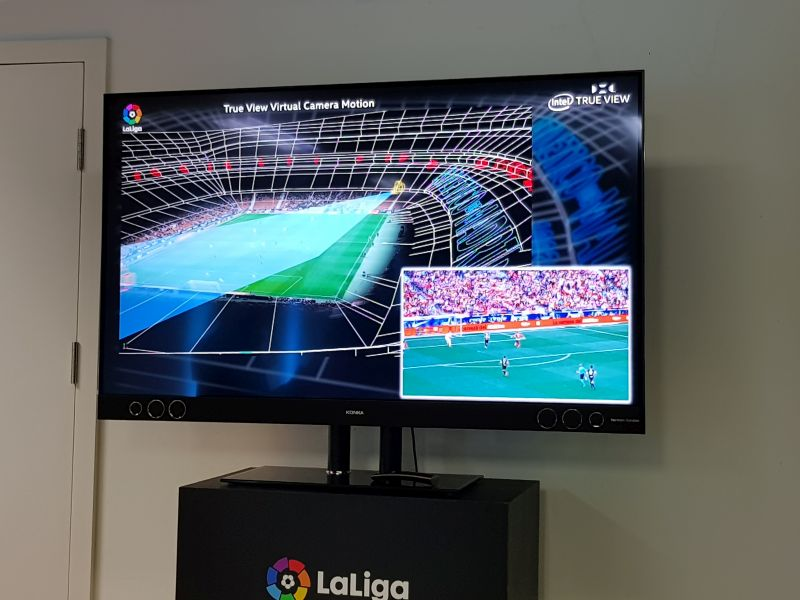 La Liga amps up football viewing experience with 360-degree