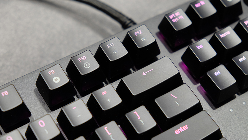 A closer look : Razer Huntsman Elite keyboard review