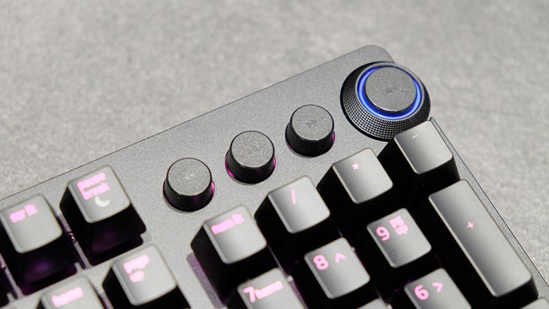 A closer look : Razer Huntsman Elite keyboard review: Actuation at