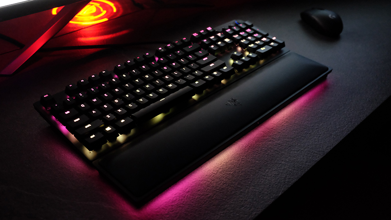 A Closer Look Razer Huntsman Elite Keyboard Review