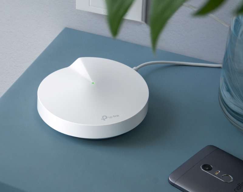 The TP-Link Deco M9 Plus. (Image source: TP-Link)