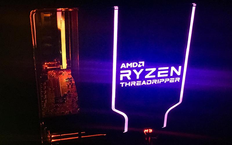 AMD Wraith Ripper