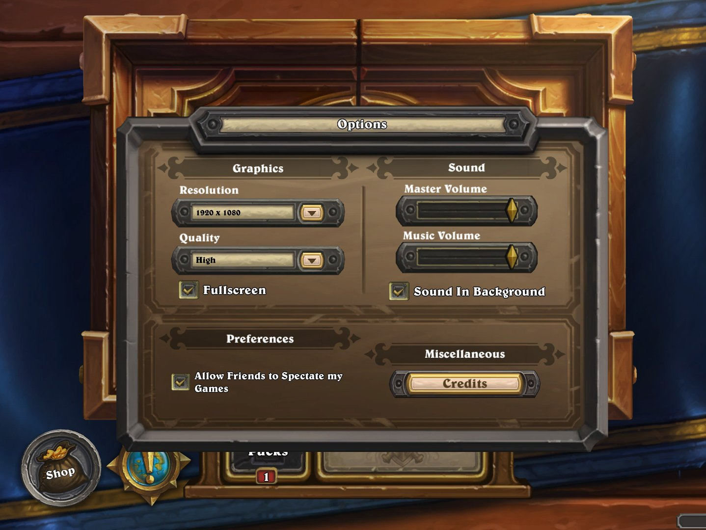 What we tested with for Hearthstone.