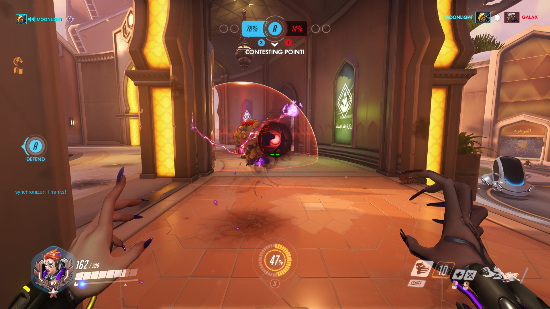Gaming experience: Overwatch & Heroes of the Storm : Can