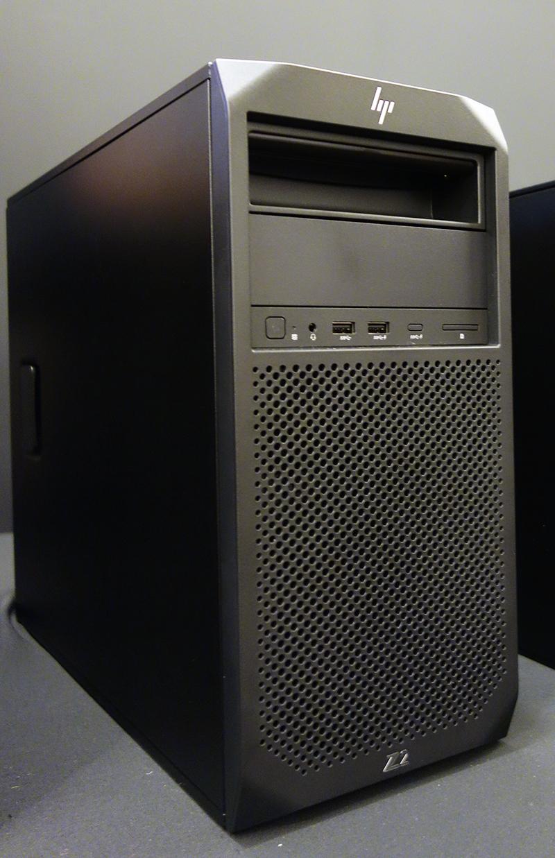 HP Z2 G4 workstation