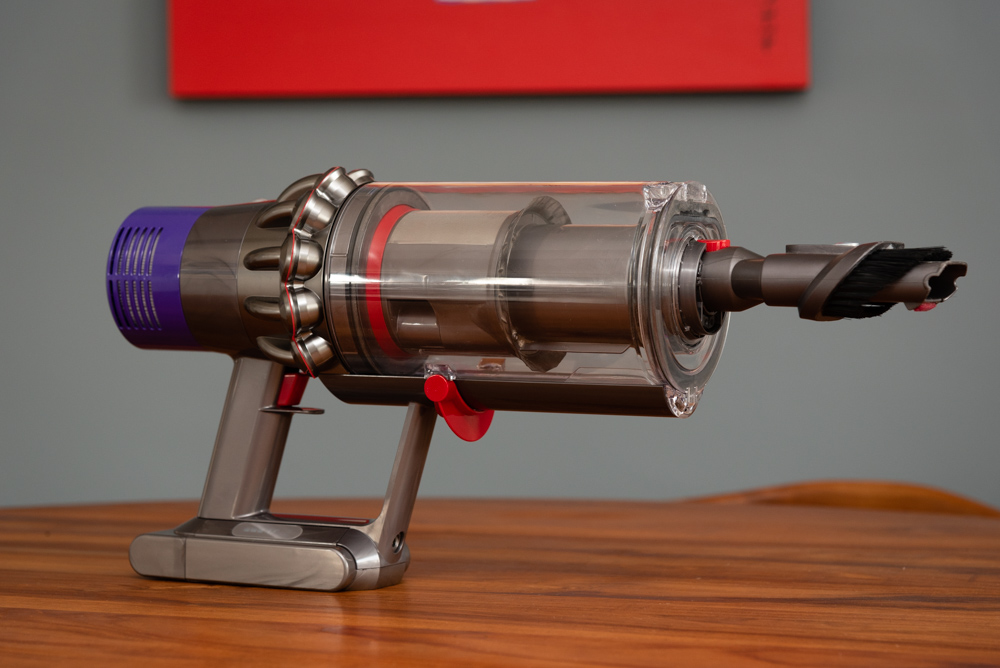 You won't believe how much technology goes into making this awesome cordless handstick vacuum a joy to use.