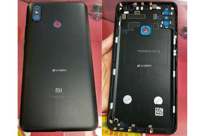 Leaked Xiaomi Mi Max 3 pictures show a dual rear camera