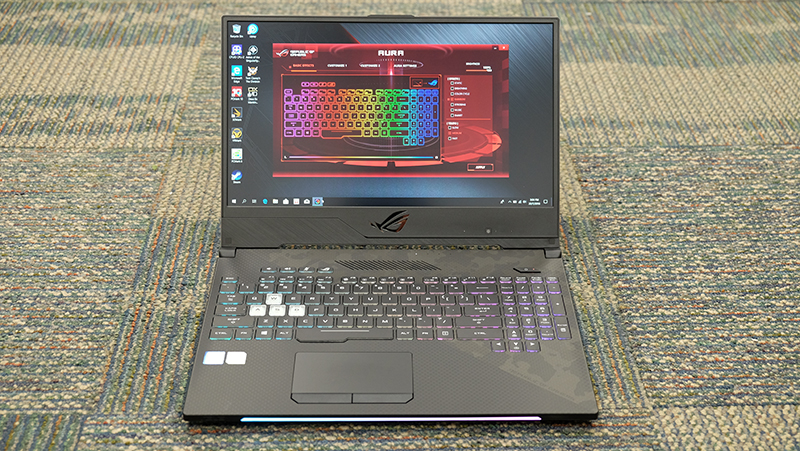 A closer look : ASUS ROG Strix Scar II GL504GS review: A