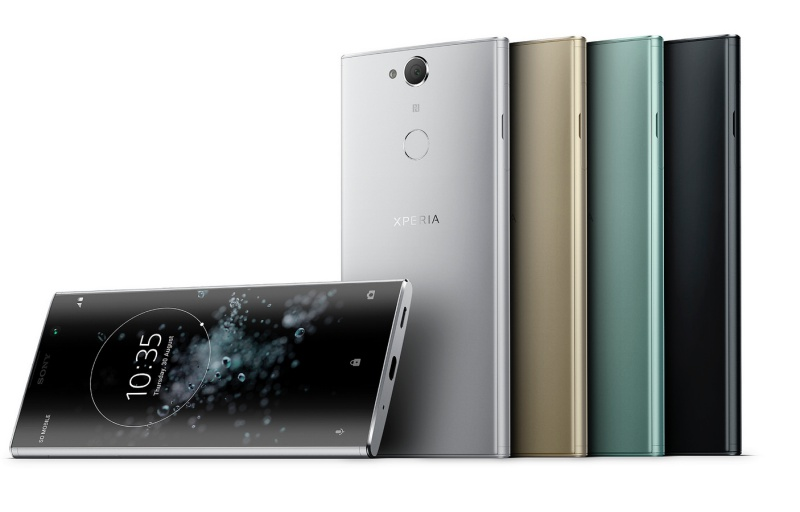 The Sony Xperia XA2 Plus. <br> Image source: Sony Mobile