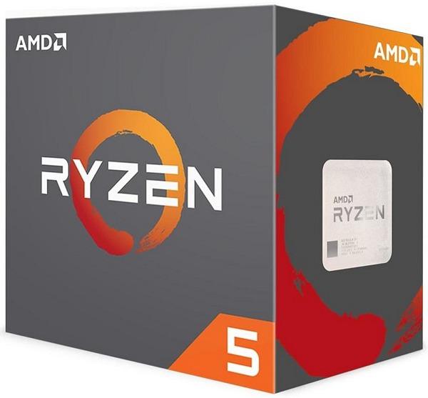 AMD Ryzen 5 2600X.