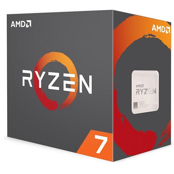 AMD Ryzen 7 2700.