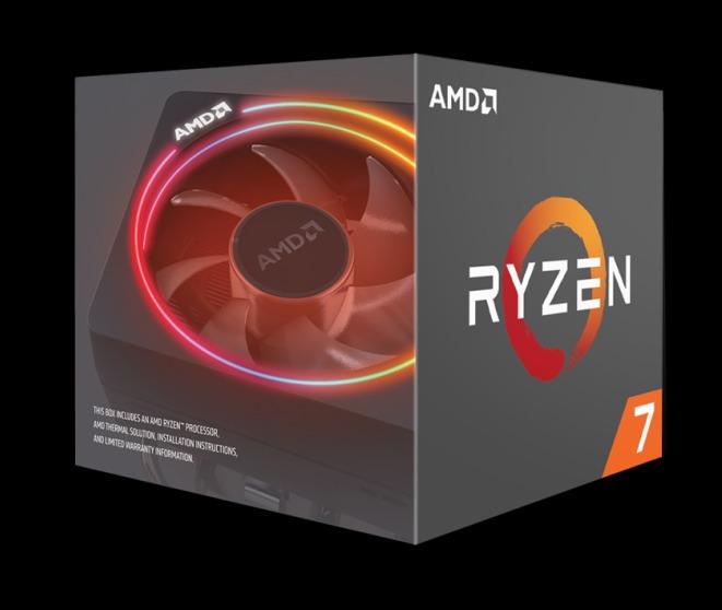 AMD Ryzen 7 2700X.