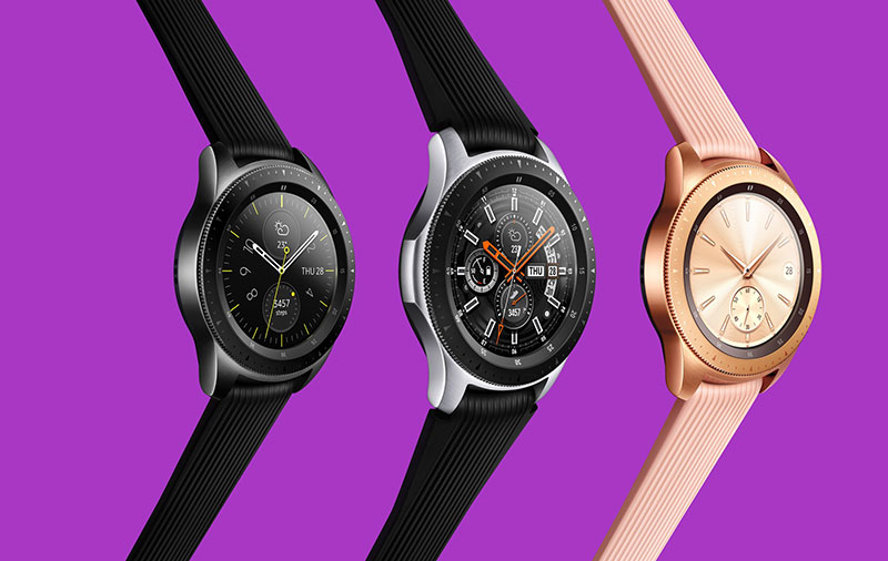 Samsung Is Back With A New Smartwatch And It S Called The Galaxy