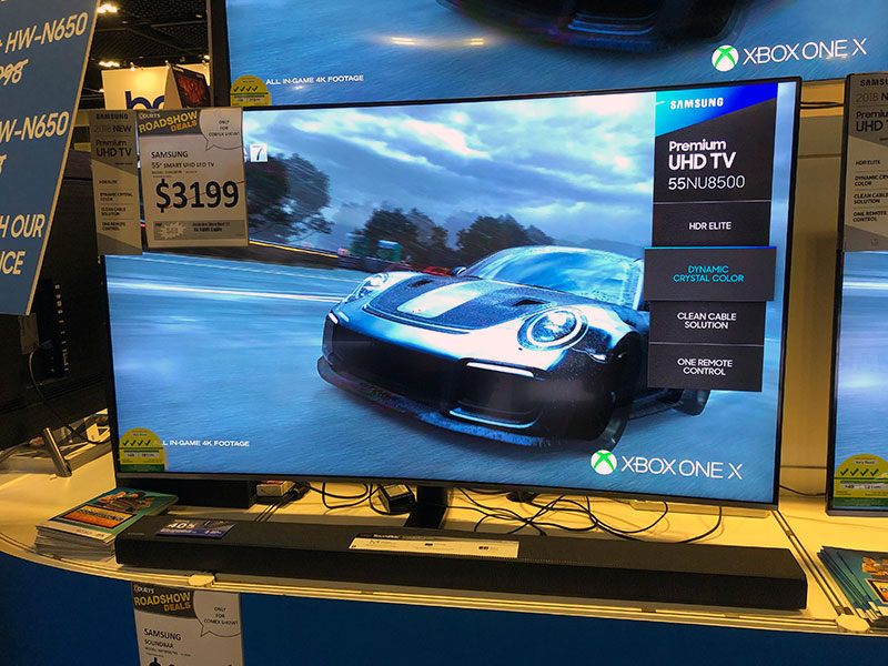 TVs & Projectors : Comex 2018 highlights - HardwareZone com sg
