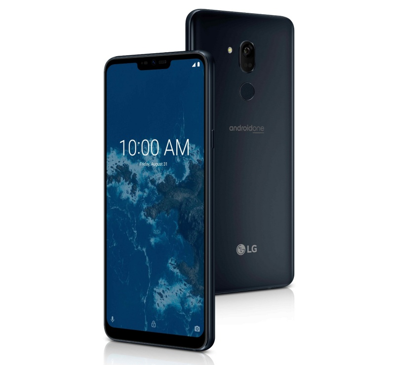 The LG G7 One. <br> Image source: LG