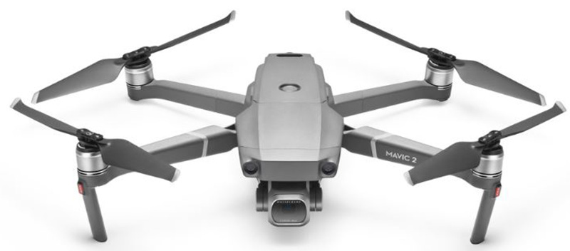 The Mavic 2 Pro gives you possibly the highest quality camera DJI has ever produced.