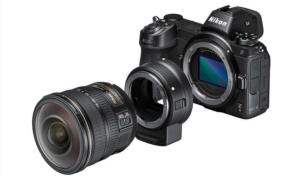 Nikon's full-frame mirrorless cameras are finally here, meet