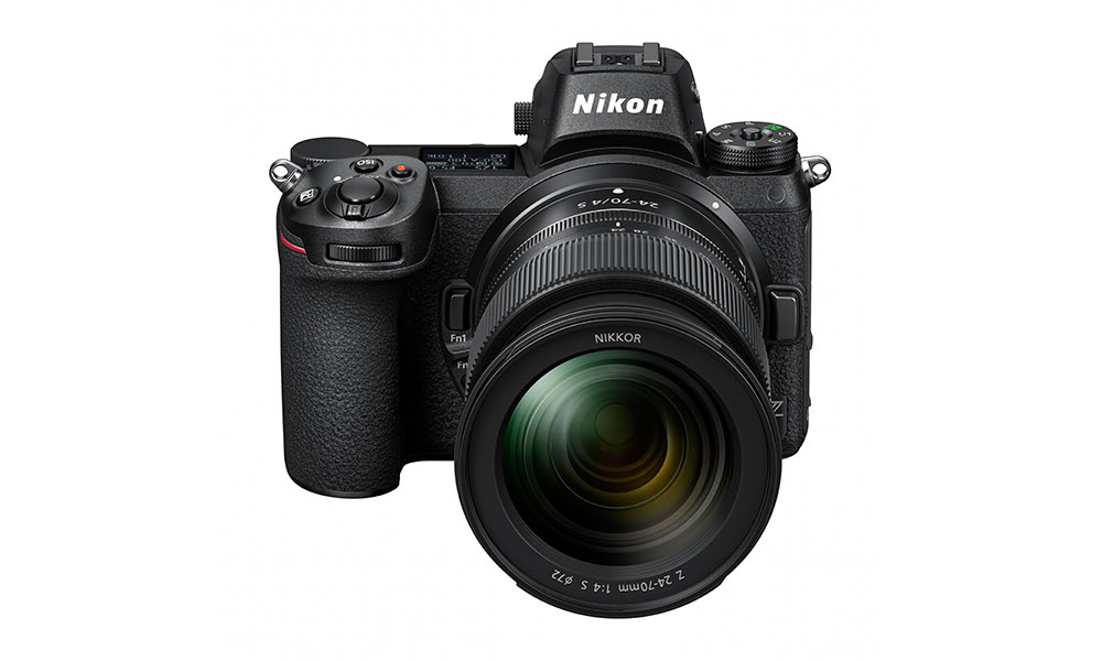 Nikon's full-frame mirrorless cameras are finally here, meet