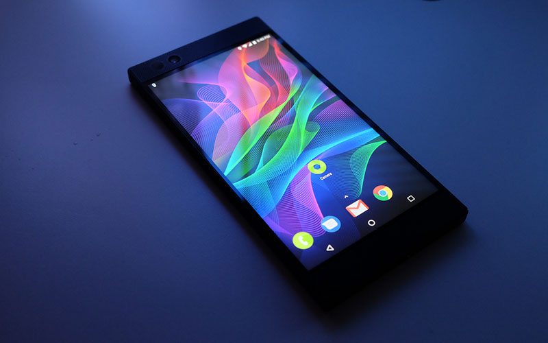 The Razer Phone.