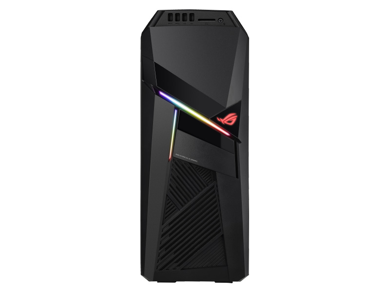 The ROG Strix GL12 comes with a 3-year long onsite warranty. (Image source: ASUS)