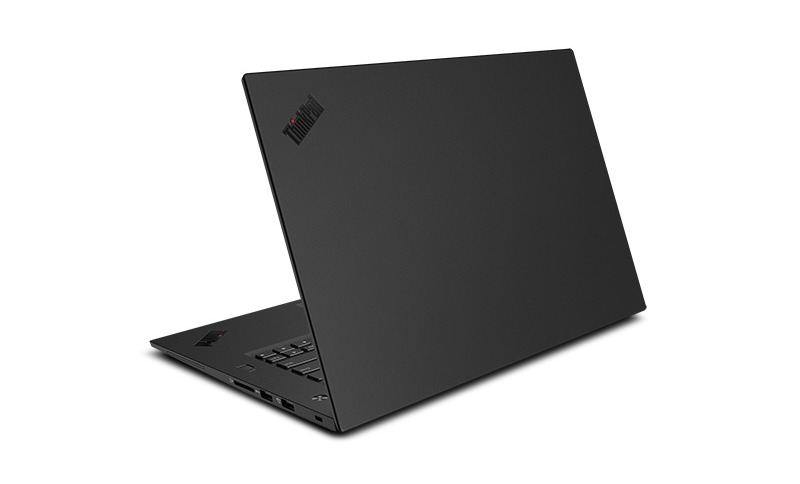 Lenovo's ThinkPad P1 is the company's slimmest workstation laptop