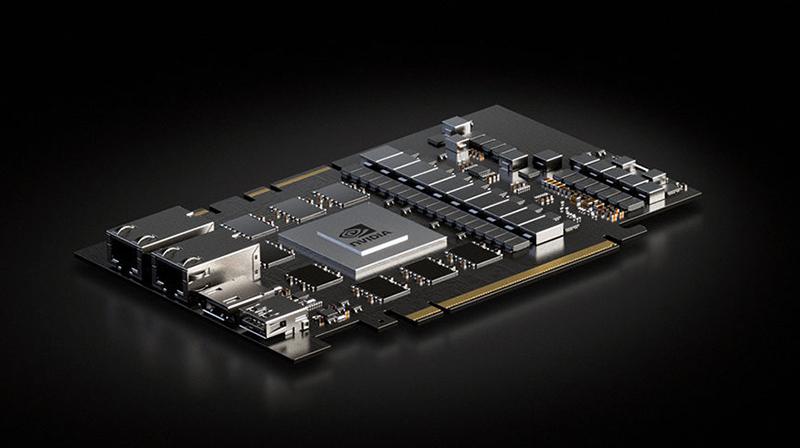 The NVIDIA Clara AGX platform. (Source: NVIDIA)