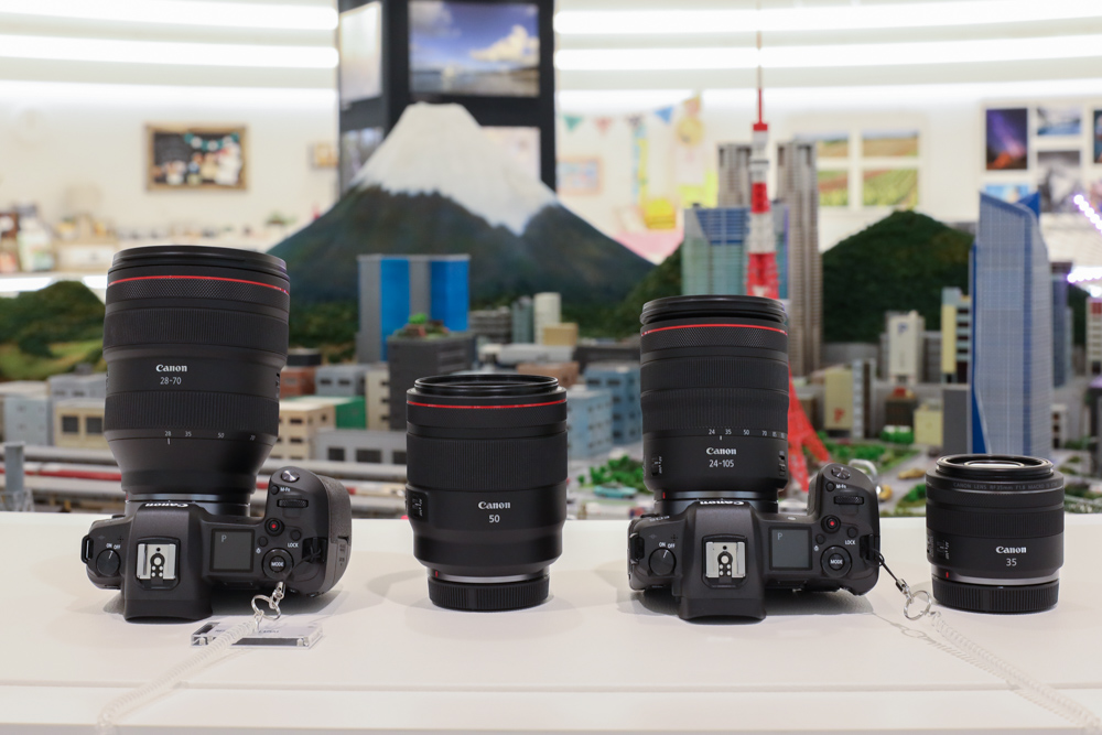 Understanding The Canon Eos R Why It Doesn T Have In Body