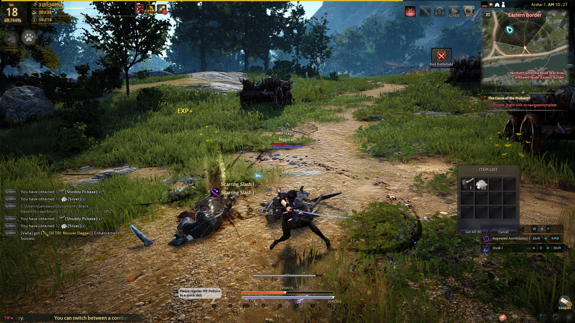 Black Desert Online SEA : Guide: Optimize your high-end portable